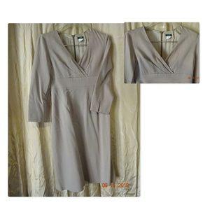 Sassy 3/4 sleeve Sheath Dress